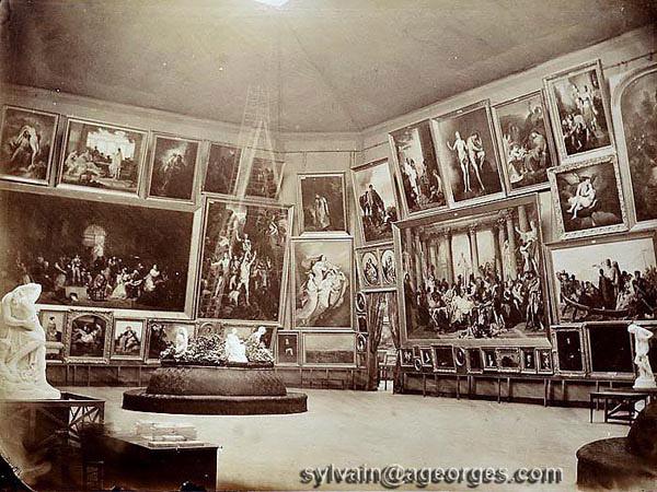 Les expositions universelles de paris de 1855 1937 for Salon des beaux arts