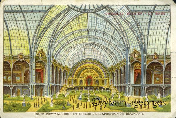 Les expositions universelles de paris de 1855 1937 for Architecte grand palais