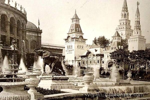 russie exposition universelle 1900