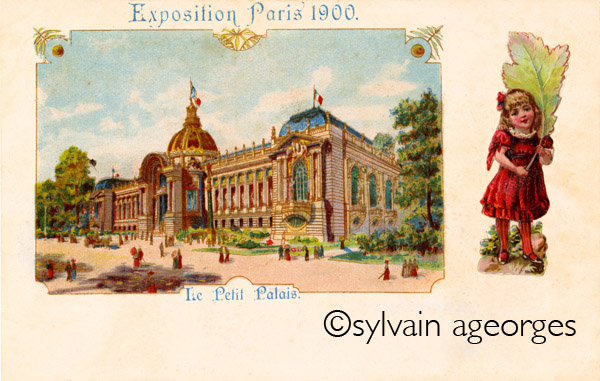 grand Palais 1900 exposition universelle