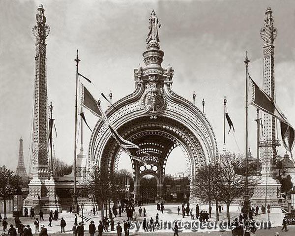 Les Expositions Universelles De Paris De 1855 224 1937