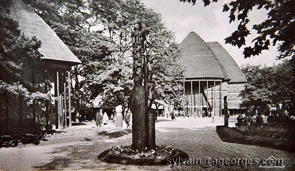 togo cameroun  exposition coloniale 1931