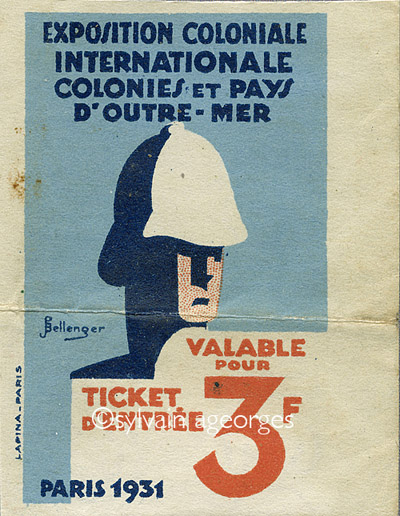 1931 exposition coloniale